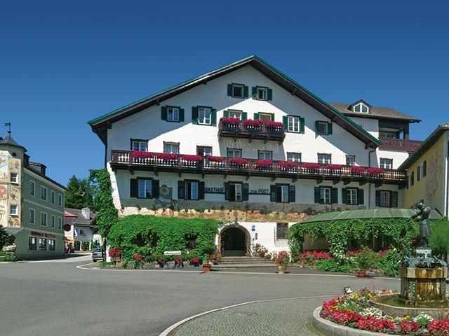 Hotel Zur Post Wolfgangsee