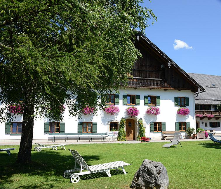Hotel Weissen See